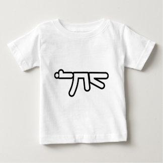 AK WBのベビーのティー ベビーTシャツ