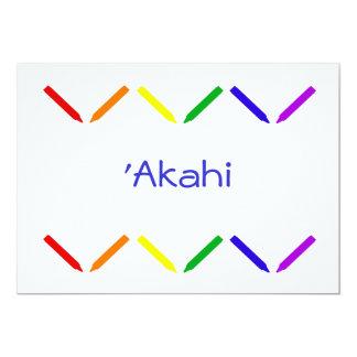 「Akahi カード