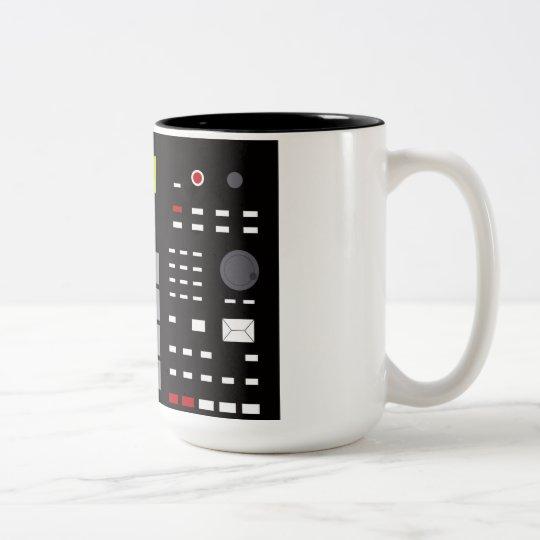 AKAI MPC2500 ツートーンマグカップ