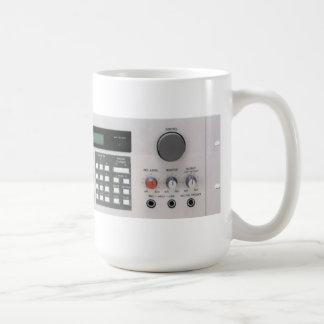 Akai S 900のサンプラー コーヒーマグカップ