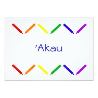 「Akau カード