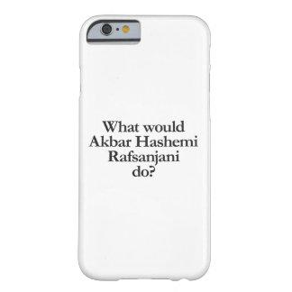 Akbar Hashemiラフサンジャニする何が Barely There iPhone 6 ケース
