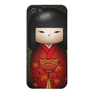 Akiko iPhone 5 Cover