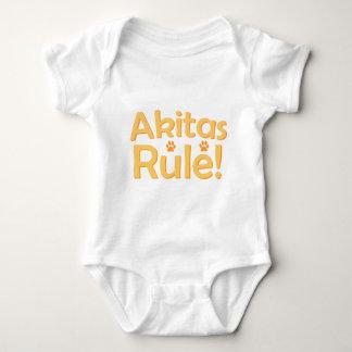 Akitasの規則! ベビーボディスーツ