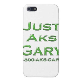 Aksギャリー iPhone 5 Cover