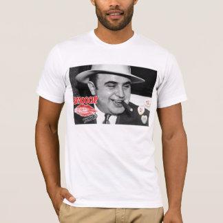 AlのCaponeのバレンタイン Tシャツ