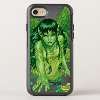 Alリオによる緑土の妖精の絵 オッターボックスシンメトリーiPhone 7 ケース