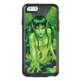 Alリオによる緑土の妖精の絵 オッターボックスiPhone 6/6sケース