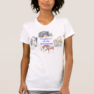 Al Khamsaの娘 Tシャツ
