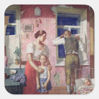 Alarm 1934年 スクエアシール