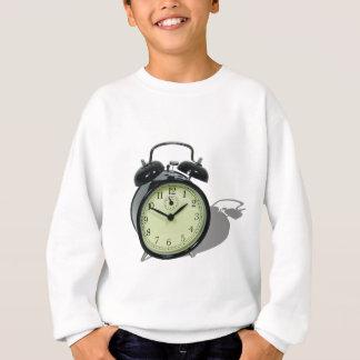 AlarmClock041109shadows スウェットシャツ