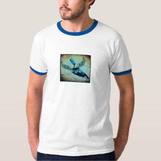 Albañilの青 Tシャツ