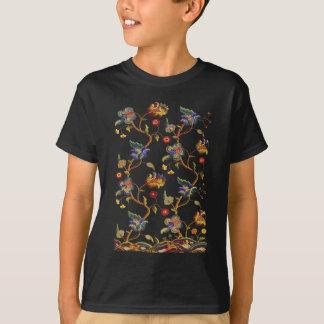 Albemarleの伝統的なJacobean刺繍 Tシャツ