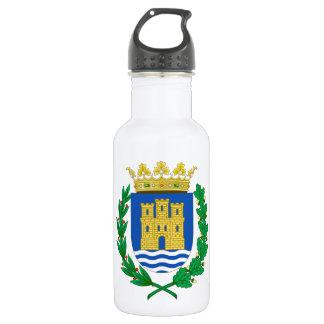 Alcala? de Henares (スペイン)の紋章付き外衣 ウォーターボトル