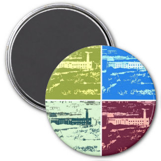 Alcatrazのポップアートの磁石 マグネット