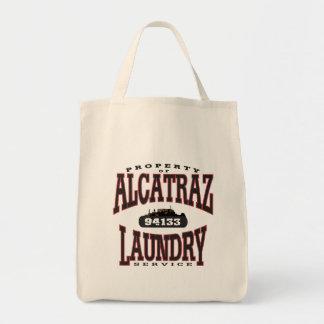 alcatrazの洗濯 トートバッグ