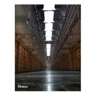Alcatrazの郵便はがき ポストカード
