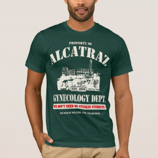 ALCATRAZのGYNECOLOGYの部門 Tシャツ