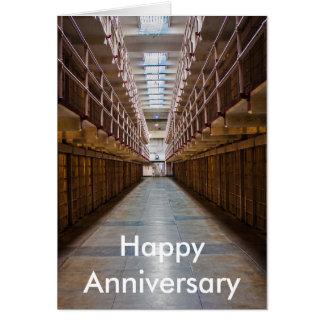Alcatraz幸せな記念日カード カード