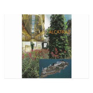 Alcatraz旅行項目 ポストカード