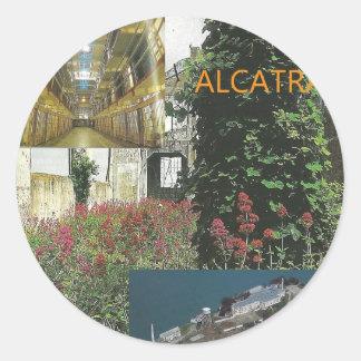 Alcatraz旅行項目 ラウンドシール