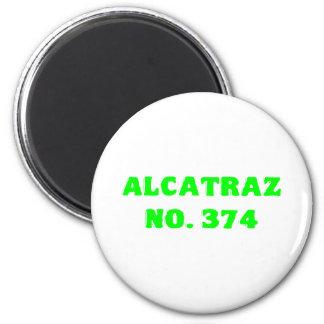 Alcatraz第374 マグネット