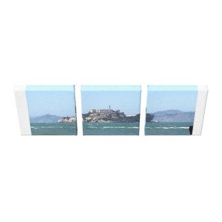 Alcatraz キャンバスプリント