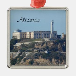 Alcatraz-サンフランシスコ メタルオーナメント