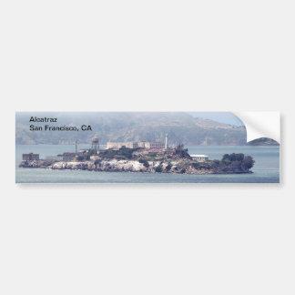 Alcatraz バンパーステッカー