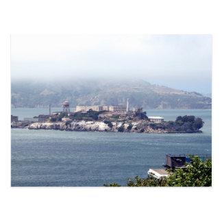 Alcatraz ポストカード