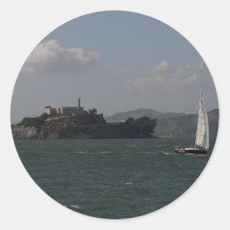 Alcatraz ラウンドシール
