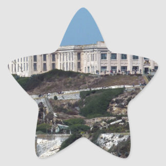 Alcatraz 星シール