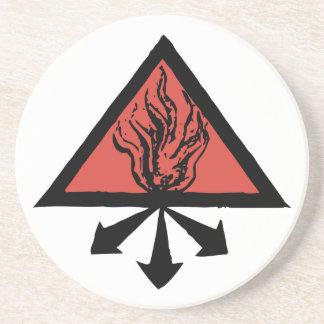 Alchemy赤い王 コースター