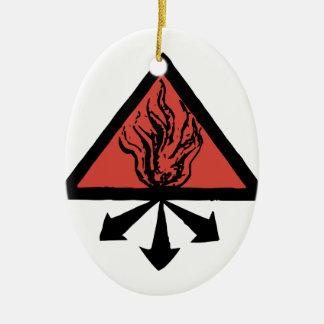 Alchemy赤い王 セラミックオーナメント