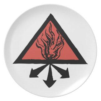 Alchemy赤い王 プレート