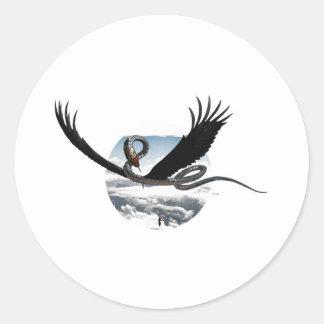 Alcorn -飛んでいるな蛇V7 ラウンドシール