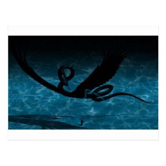 Alcorn -飛んでいるな蛇V9.5 ポストカード