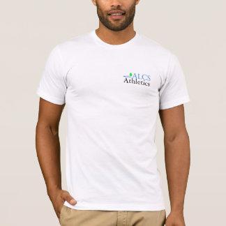 ALCSの運動競技 Tシャツ