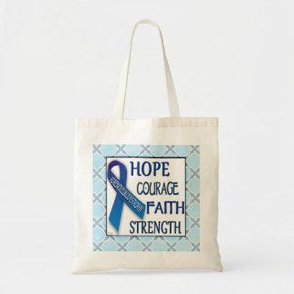 ALDの希望、勇気、信頼、強さのトートバック トートバッグ