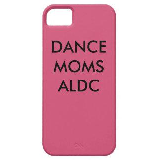 ALDCのダンスのお母さんのiphone 5/5sの場合 iPhone SE/5/5s ケース