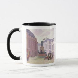 Aldwych (キャンバスの油) マグカップ