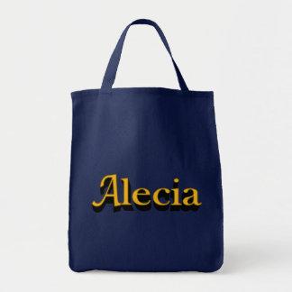 Aleciaのバッグ トートバッグ