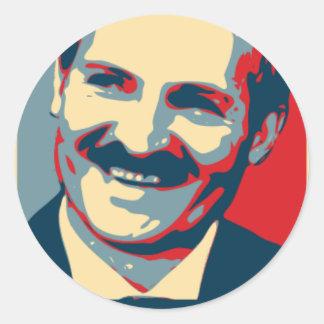 Aleksandr Lukashenkoのmaladec ラウンドシール