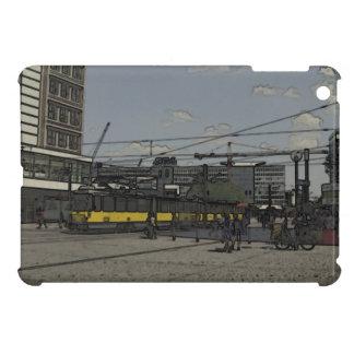 Alexanderplatz、ベルリン iPad Miniケース