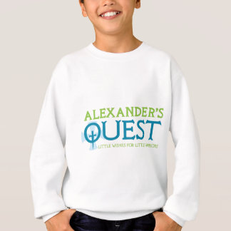 AlexandersQuestKnightTag スウェットシャツ