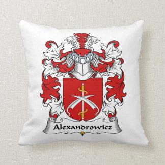 Alexandrowiczの家紋 クッション
