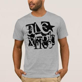 Alextr! ctr! c tシャツ