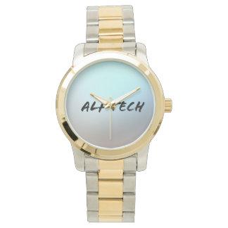 Alfの技術の腕時計 腕時計