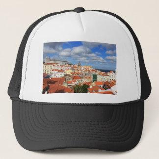Alfamaリスボンの屋上 キャップ
