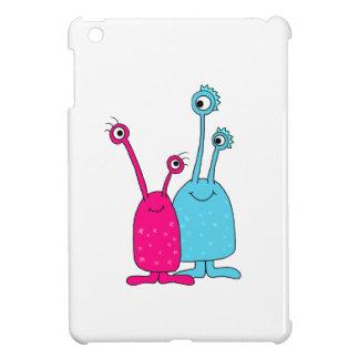 Alien氏および夫人 iPad Miniカバー